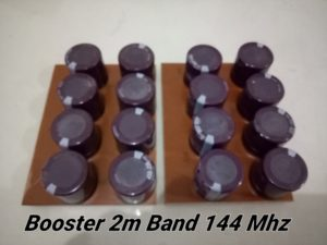 kondensator booster 2m band 144 mhz