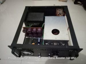 Switching Booster 2 Meter Band, Booster 144 Mhz