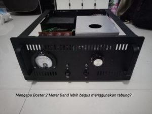 Booster 2 Meter Band Tabung VHF
