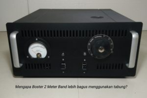 Booster 2 Meter Band VHF