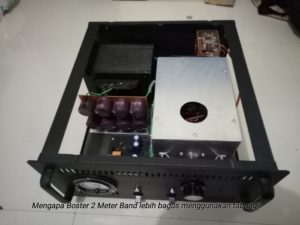 Booster 2 Meter Band VHF Tabung