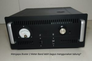 Booster VHF 2 Meter Band
