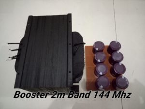 Boster 144Mhz 2 Meter Band Tabung