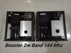resonansi booster 2 meter band 144 mhz