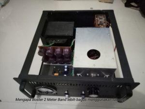 Booster 2 Meter Band VHF Tabung