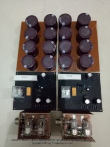 Switching Boster 2 Meter