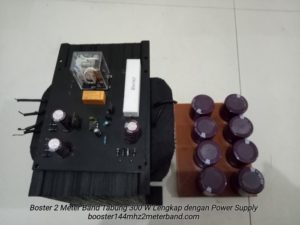 Travo High Voltage Boster 2 Meter